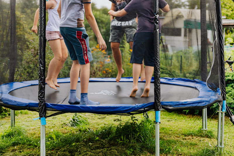 Beat Bounce: Trampoline games