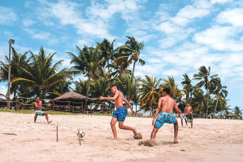 Beach Ball Games