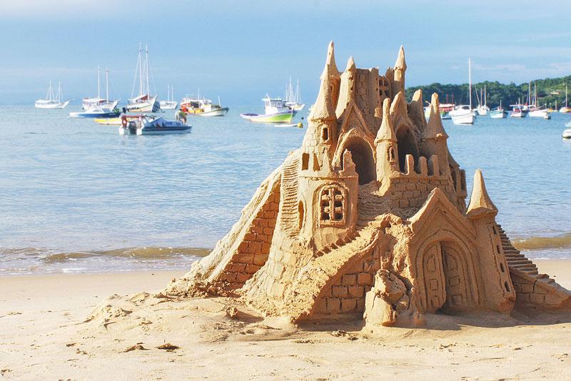 Beach Sand Games