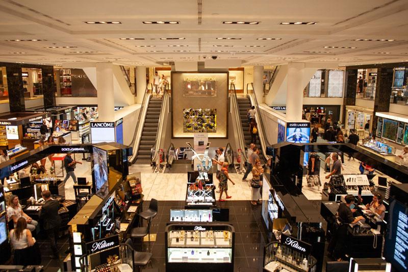 Mall Scavenger Hunt List & Ideas