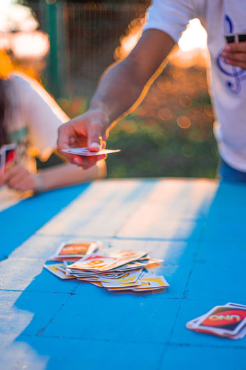 Drinking Games with Cards & Dices